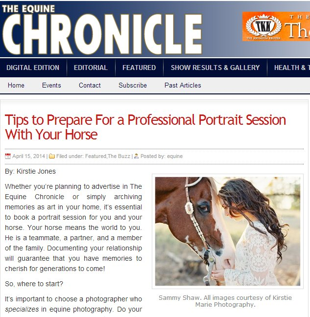 Equine Chronicle